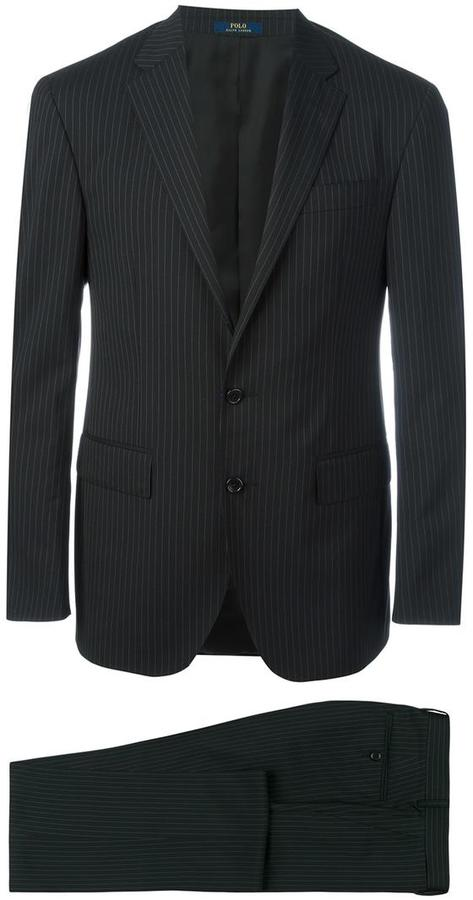 Polo Ralph LaurenPolo Ralph Lauren two-piece pinstriped suit