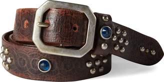 Ralph Lauren Rasco Leather Belt
