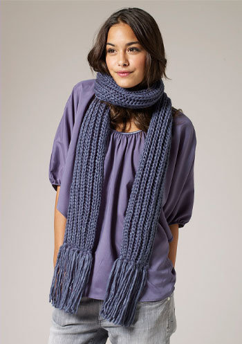 Paige Knit Scarf
