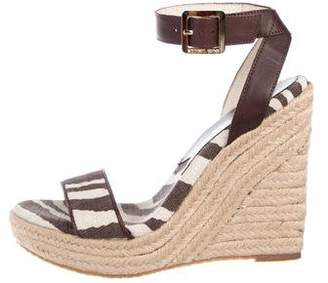 MICHAEL Michael Kors Espadrille Wedge Sandals