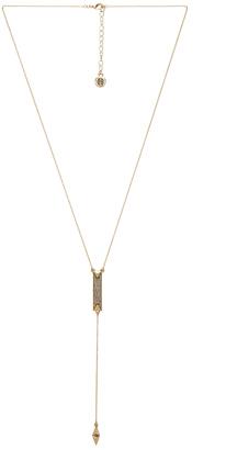 House of Harlow Dakota Drop Necklace $38 thestylecure.com
