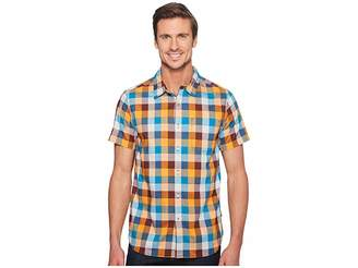 The North Face Short Sleeve Road Trip Shirt Men's Short Sleeve Button Up