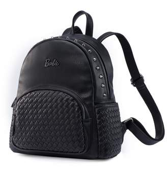 Barbie Women's Backpack Purse Leather,Mini Backpack for Women Girl's BBBP038