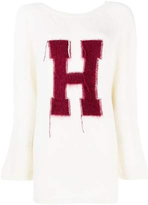 Tommy Hilfiger H oversized sweater