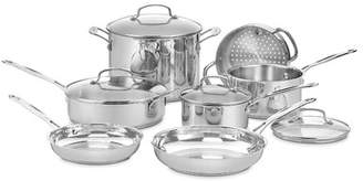 Cuisinart Chef's Classic 11 Piece Cookware Set