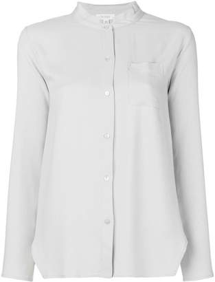 Crossley Udex mandarin collar shirt