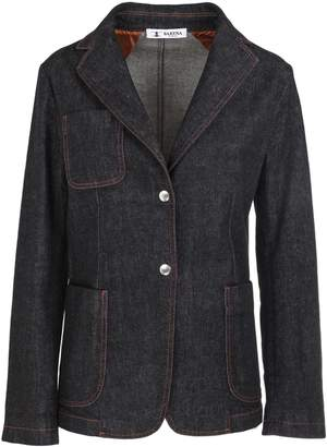 Barena Tailored Denim Jacket