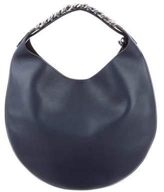 Givenchy Leather Infinity Hobo