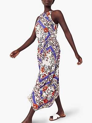 d0c50b2e3969 Oasis Floral Hanky Dress, Multi