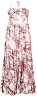 Zimmermann Kali Hawaiian long dress