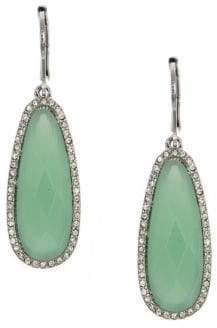 lonna & lilly Green Teardrop Earrings