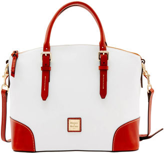 Oberland Domed Satchel $298 thestylecure.com