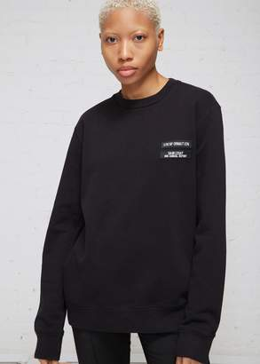 Yang Li No Commercial Crewneck