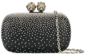 Alexander McQueen Queen And King clutch