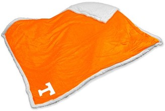 NCAA Logo Chair Tennessee Sherpa Blanket
