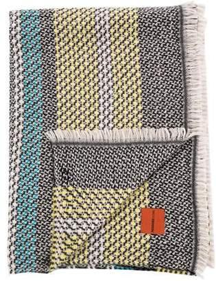 Missoni Patterned Wool Throw Blanket
