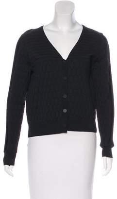 Jonathan Simkhai Knit Button-Up Cardigan