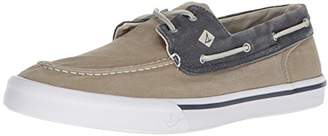 Sperry Men's Bahama II Boat Washed Sneaker