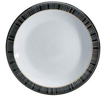 Denby Jet Stripes Bread and Butter Plate