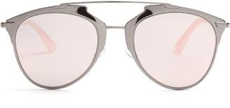 DIOR Reflected bi-colour sunglasses $348 thestylecure.com