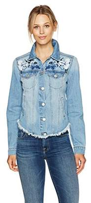 William Rast Women's Willliam Rast-Sussex Denim Jacket