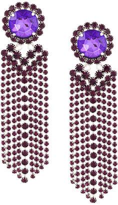 Alessandra Rich chandelier earrings