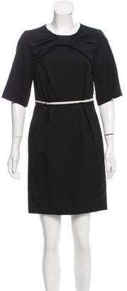 3.1 Phillip Lim Wool Mini Dress