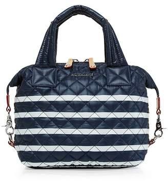 MZ Wallace Striped Small Sutton Bag