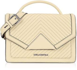 Karl Lagerfeld Paris K/Klassic Quilted Leather Shoulder Bag