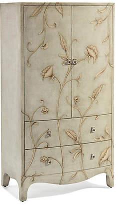 John-Richard Collection Morano Armoire - Gray