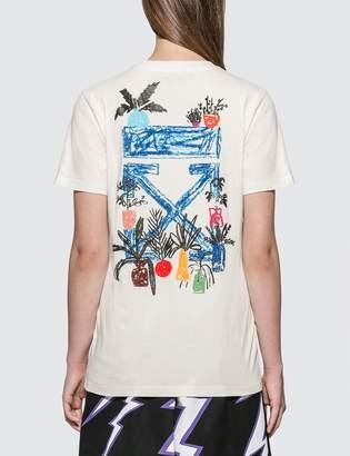 Off-White Off White De Graft Arrows Casual T-shirt