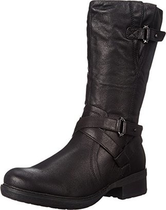 BareTraps Women's Harly Motorcycle Boot $99 thestylecure.com