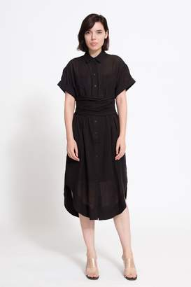 Sea Coco Shirt Dress