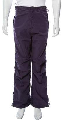 MHI Relaxed Flat Front Pants