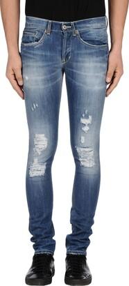 Dondup Denim pants - Item 42551012FQ