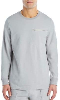 2xist Cotton-Blend Sweatshirt