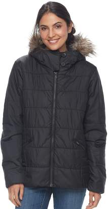 Columbia Women's Sparks Lake Hooded Thermal Coil Jacket