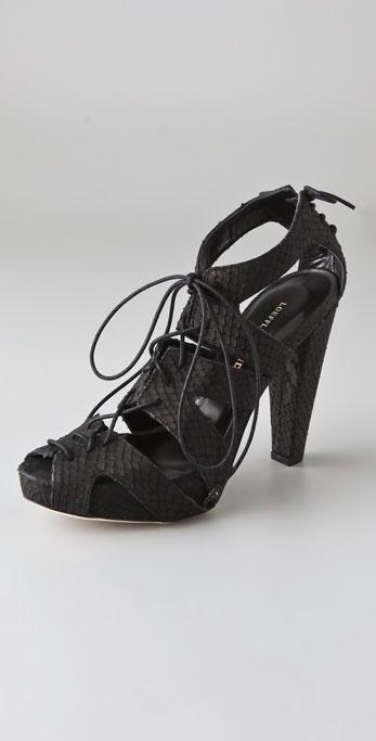 Loeffler Randall Addison Platform Sandals