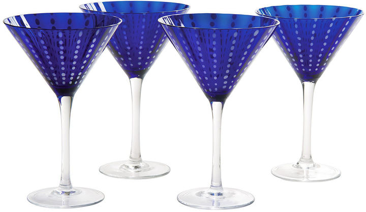 Artland ARTLAND Cambria Set of 4 Martini Glasses