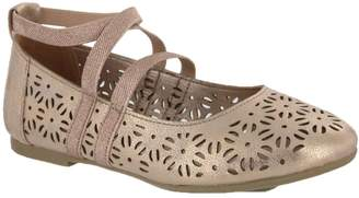 Mia Youth Sophiee Cut-Out Ballet Flats