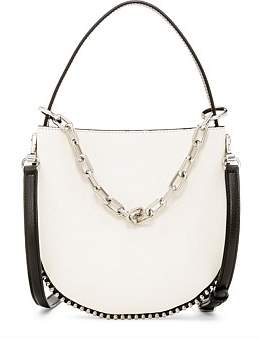 Alexander Wang Roxy Mini Hobo Cross Body With Studs