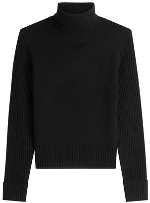 Vanessa Seward Merino Wool Turtleneck Pullover