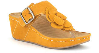 David Tate Splatter Wedge Sandal - Women's