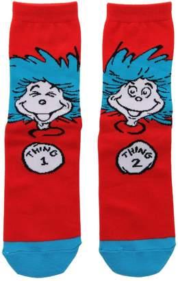 Elope Thing 1 & Thing 2 Crew Socks
