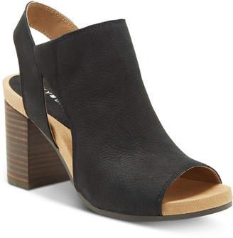 Lucky Brand Women Saundra Dress Sandals Women Shoes