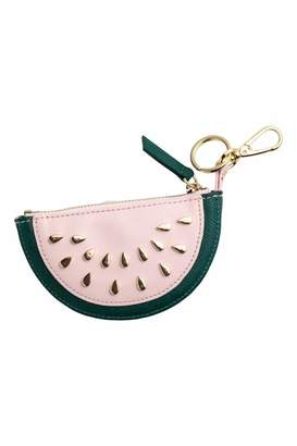 H&M Small Bag with Key Ring - Pink/Watermelon - Women