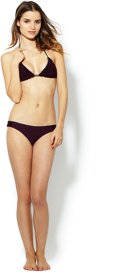 Kalani Reversible Brazilian Bikini Bottom