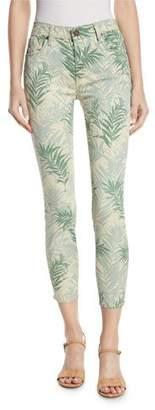 Parker Smith Ava Palm Springs Cropped Skinny Jeans