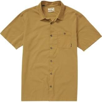 Billabong Wave Washed Short-Sleeve Shirt - Men's