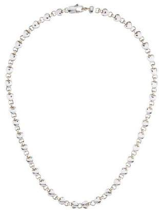 Tiffany & Co. Heart-Link Chain Necklace